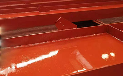 聚氨酯系列油漆应用案例